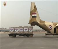 مصر ترسل 3 طائرات مساعدات طبية إلى اليمن وجنوب السودان | فيديو