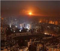 المرصد السوري: إسرائيل استهدفت ميليشيات تابعة لإيران بدمشق