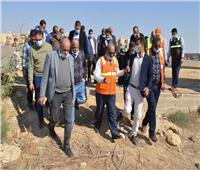 محطة جديدة لتنقية مياه الشرب بالفيوم بتكلفة 320 مليون جنيه