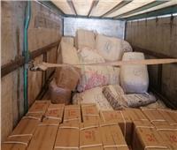إحباط تهريب بضائع أجنبية وضبط 37 قضية متنوعة عبر المنافذ