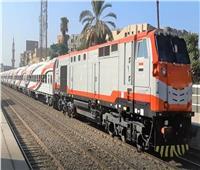 أول فيديو جوي للقطار الروسي على خطوط السكك الحديدية