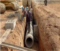 سكرتير الإسكندرية: اعتماد 300 مليون جنيه لمشروعات الصرف الصحي