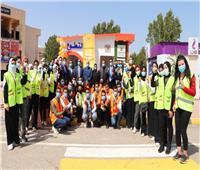 توعية 55 ألف شاب من مخاطر الإدمان ببيت التطوع في جامعة سوهاج