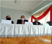 """الشباب والرياضة واليونيسيف تتابعان برنامج """"مشواري"""" في دمياط"""