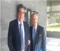 اتحاد الكرة يستقبل هاني أبو ريدة.. غدًا