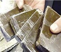 «كمين إدكو» يضبط تاجري مخدرات بحوزتهما 100 طربة حشيش