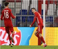بايرن ميونخ يدهس لاتسيو ويتأهل لربع نهائي دوري الأبطال| فيديو