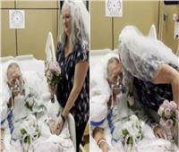 زواج على فراش «الموت بكورونا».. نهاية مأساوية لقصة حب بين مسنين
