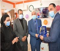 افتتاح «بيت التطوع» بجامعة سوهاج لمكافحة وعلاج الإدمان