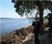 صور| اعتماد 8 ملايين جنيه لتنفيذ امتداد كورنيش النيل بنجع حمادي