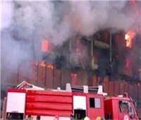 صحة القليوبية: شفاء 10 مصابين من حريق «مصنع القناطر»