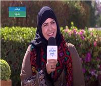 النائبة فضية سالم.. أول بدوية تدخل الجامعة في خليج العقبة | فيديو