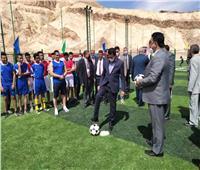 في ذكرى النصر.. افتتاح مركز شباب طابا بعد تطويره بأحدث النظم