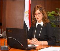 وزيرة الهجرة: المرأة المصرية تعيش أزهى عصورها والقيادة السياسية تثمن دورها