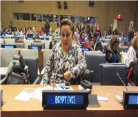 هبة هجرس تشارك فى اجتماعات الامم المتحدة الـ65 حول المرأة