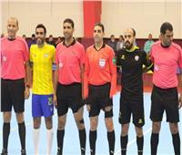 المنيا يهزم الإسماعيلى في كرة الصالات ويتأهل لنهائي الدوري