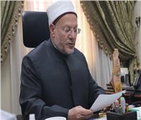 مفتي الجمهورية: القدس والأقصى قضية محورية للمسلمين والعرب