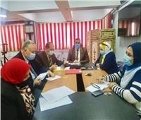 «تعليم المنوفية»يناقش تنفيذ بنود الخطة الاستثمارية