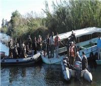 المسطحات تضبط 24 قضية مخالفة لقانون الصيد َو12 وَحدة نهرية
