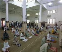 أوقاف السويس: جميع المساجد التزمت بالخطبة الموحدة والإجراءات الوقائية