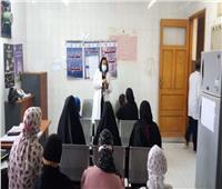 محافظ قنا:الكشف على 1150 مواطن خلال قافلة طبية مجانية بدشنا