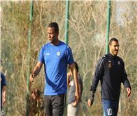 «إبراهيم» و«صابر» يقودان مران الفريق الأول لكرة القدم بالإسماعيلي