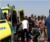 حوادث المنيا في أسبوع | إصابة 15 شخصًا في 4 حوادث بالمنيا