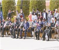 المجلس الأعلى لتنظيم الإعلام يشهد احتفالات العيد القومى لمحافظة جنوب سيناء