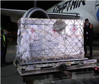 الصحة: استقبال 300 ألف جرعة من لقاح كورونا بمطار القاهرة | صور
