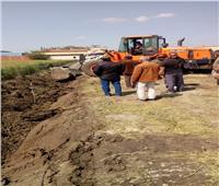 إزالة 5 تعديات على الأراضي الزراعية في المحلة خلال أسبوع