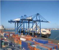 تداول 24 سفينة للحاويات والبضائع العامة بميناء دمياط