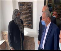 وزير التموين يفتتح مراكز لخدمة المواطنين بنويبع ودهب