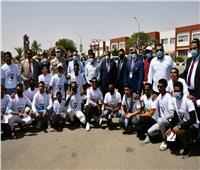 الإعلان عن تنفيذ سباق النيل الدولي بأسوان