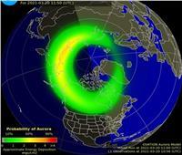الاعتدال الربيعي يتسبب في حدوث عواصف جيومغناطيسية صغيرة بالفضاء