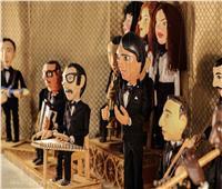 العندليب وشادية يطلان على محبيهما مع مسرح العرائس