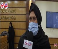 الأم المثالية لذوي الهمم: «سعيدة بمقابلة الرئيس السيسي غدا»   فيديو