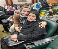الأم المثالية علي محافظة الغربية.. أم الدكاترة صاحبة رحلة الكفاح