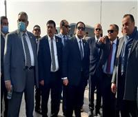 لجنة «نقل النواب» تتفقد محور التعمير بـ«الإسكندرية»