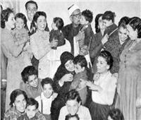 حكايات  زينب حسن الرفاعي أول مصرية تحصل على «الأم المثالية» عام 1956