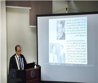 طارق عبد العزيز يحصل على الدكتوراة في فلسفة الفنون الجميلة