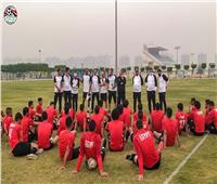انطلاق معسكر منتخب مصر الأولمبي بقيادة غريب