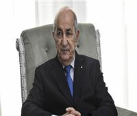 الرئيس الجزائري: وضع كل الإمكانيات تحت تصرف سلطة الانتخابات