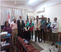«تعليم الأقصر» يشاركبمؤتمر انتخابات اتحاد طلاب مدارس الجمهورية