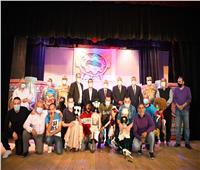 لأول مرة في قنا..فرقة مسرح العرائس تقدم عرض «محطة مصر»
