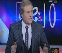 حيدر: أزمة سد النهضة ميراث السيسي من المعزول مرسي   فيديو