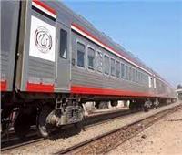 تأخر حركة القطارات بخط «قليوب - الزقازيق - المنصورة» 35 دقيقة