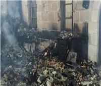 تفحم 3 آلاف دجاجة في حريق مزرعة بالشرقية