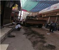 محافظ أسيوط: تسوية وتمهيد شوارع حي غرب عقب تغيير خطوط الصرف