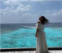 «هاجر أحمد» لمتابعيها: «اذهب إلى حيث تتنفس»