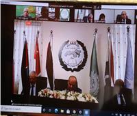 رئيس جامعة المنوفية يشارك في افتتاح المؤتمر الدولي للغة العربية